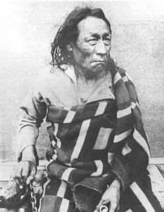 """I am old and ugly, but I have tried to do good. I have spoken.""  - Big Bear -Chief Cree-  Big Bear refused to convert to Christianity."