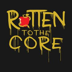 Rotten to the Core by xyurimeister