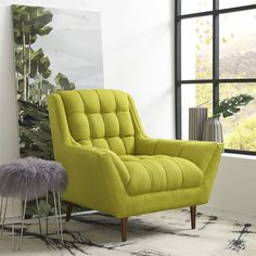 Found it at Wayfair.ca - Response Arm Chair