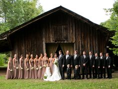 large bridal party photos - Google Search