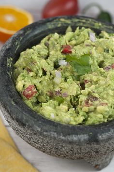 I'm showing you how to make the best Homemade Ultimate Guacamole authentic recipe that you'll ever have! I learned how to make it using fresh-squeezed orange and lime juice in Texas!
