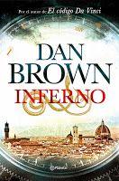 CRÓNICAS DE UNA POTTERHEAD: Reseña #3: Inferno, Dan Brown.