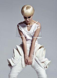 Design Scene - Fashion, Photography, Style & Design - Jacek Sroka for Label Magazine