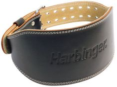 The Harbinger Padded Leather Weight Lifting Belt provides even more coverage for larger bodies and increased stability. Backed with split leather, these padded leather weightlifting belts combine support with lasting quality and durability. Best Weight Lifting Belt, Weight Lifting Gloves, Strength Training Equipment, No Equipment Workout, Fitness Equipment, Knee Wraps, Best Home Gym Equipment, Online Bike Store, At Home Gym