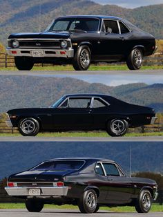 Pin By Altarus Williams On Clean Chevrolet Chevy Muscle Cars Chevy Nova, Hot Rods, Cool Old Cars, Gm Car, Chevy Muscle Cars, Old School Cars, American Muscle Cars, Classic Muscle Cars, Old American Cars