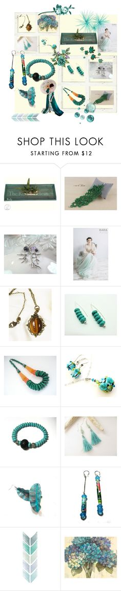 Fantastic Gifts by anna-recycle on Polyvore featuring Encanto, Volcanica, modern, rustic and vintage