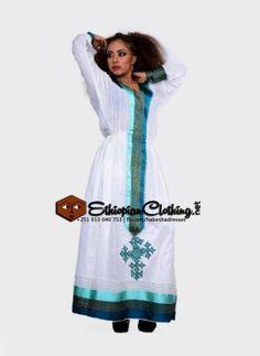 Ethiopian Traditional Cloth