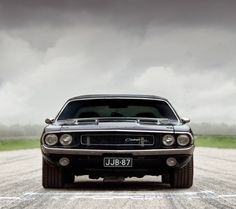 1971 Dodge Hemi Challenger RT  +++ repined by maground.com +++