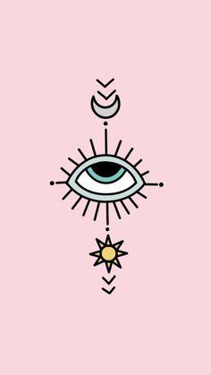 Eye tattoo ideas ink quotes 56 New Ideas Eyes Wallpaper, Wallpaper Backgrounds, Aztec Wallpaper, Iphone Backgrounds, Pink Wallpaper, Screen Wallpaper, Iphone Wallpapers, Art Et Design, Graphic Design