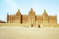 Timbuktu, one of the most remote places on earth.