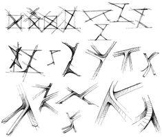 Table W molécule par Benjamin Migliore