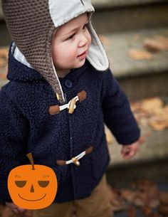Mini Boden Duffle Coat & Lined Pants (Baby) Baby Boy Fashion, Toddler Fashion, Kids Fashion, Guy Fashion, Fall Fashion, Baby Outfits, Kids Outfits, Mini Boden, Mini Mundo