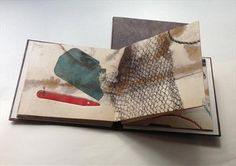 Have you looked for it in the shed? Number 1 by Estella Scholes, Artist Book
