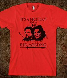 Red Wedding Ofthrones Stark Redwedding