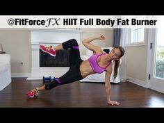 FitForceFX HIIT Full Body Fat Burner - YouTube