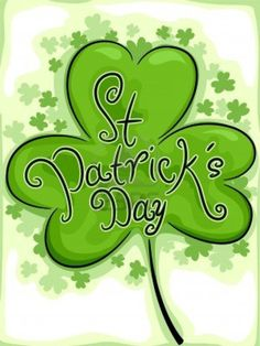 Happy St. Patricks Day! Today only say - LUCK OF THE IRISH - get $5 off your service!  Mention the phrase to the receptionist when checking out. Valid Sunday, March 17, 2013