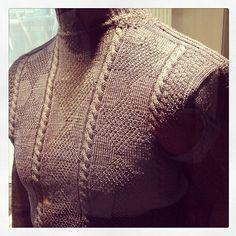 Gansey sweater Propagansey exhibition Hull Maritima Museum