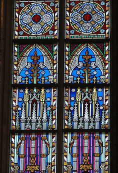 Bruxelles Stained Glass Lamps, Stained Glass Windows, Colored Glass, Grisaille, Art Work, Dame, Doors, Amazing, Pictures