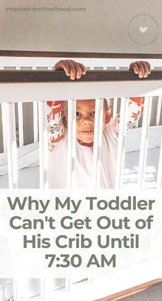 Morning time was so important to me before kids and I was tired of using my kids as my alarm clock. Do you wake up before your kids? Here are a few reasons why our kids stay in their rooms until 7:30 AM! #momlife #toddlerlife #parenting #toddlersleep #sleeptraining Toddler Age, Toddler Sleep, Toddler Preschool, Fun Activities For Toddlers, Parenting Toddlers, Parenting Hacks, Toddler Language Development, Emotional Development, Practical Parenting