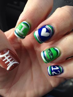 Seahawks nails 3