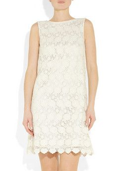 Paul & Joe Sister Lace Dress.