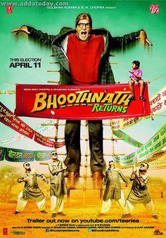 Bhoothnath Returns w/ Amitabh Bachchan