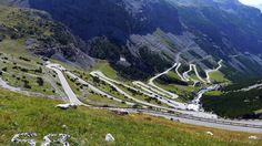 Carretera Stelvio,Italia