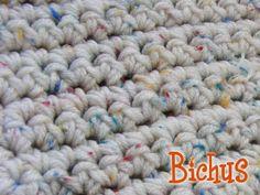 Curso Crochet 3 - Punto Bajo