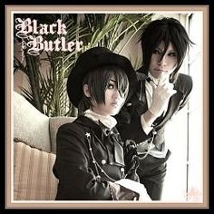 Black Butler Anime Costumes