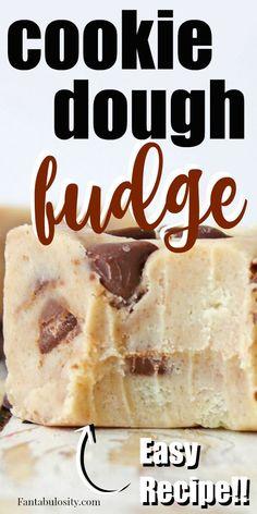 Fudge Recipes, Cookie Recipes, Dessert Recipes, Quick Fudge Recipe, Easy Fudge, Party Desserts, Candy Recipes, Sweet Recipes, Baking Recipes