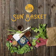 Sun Basket is an organic meal-kit delivery service that is easy for anyone to cook from, even those who aren't very experienced! Healthy Meals Delivered, Gourmet Recipes, Healthy Recipes, Protein Recipes, Grilling Recipes, Delicious Recipes, Yummy Food, Braised Pork Belly, Benefits Of Organic Food