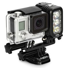 Qudos by Knog: A Prim and Powerful GoPro Light
