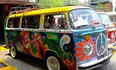 love art life hippie dream dreams cars psychedelic live flowers ...