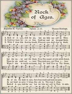 Gospel Hymns is creating Hymnal Sheet Music | Patreon