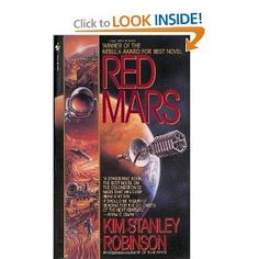 Captivating sci fi.  Politics that evolve when humanity begins colonies on Mars.  Environmental issues (whether to change the climate and planet of Mars to make it earth-like), battles over leadership positions, dealing with crime.  Not the typical sci fi, but so much deeper!!   First in a trilogy....I must read the others!!