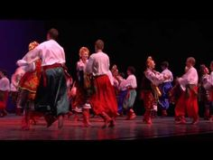 ▶ Razom: A Fusion of Ukrainian Dance DVD Trailer - YouTube   ~~ MUST SEE!!!  (The different costume styles designate the different regions of the Ukraine.)
