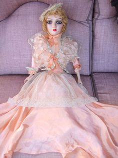 Boudoir Doll WKS Keeneye