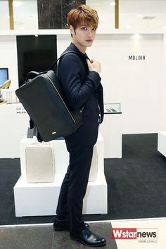 A Model Himself ~ Art Director Jaejoong Dear for Moldir at Busan ❤️ JYJ Hearts