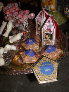 Recipes for Harry Potter party