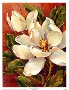 Flor estival II Lámina