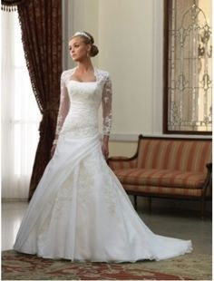 Brautkleid Linea - wedding dress