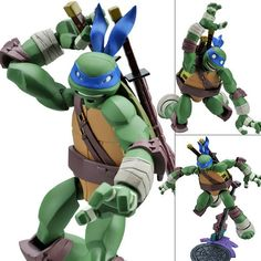Revoltech Leonardo from Teenage Mutant Ninja Turtles Re-release [PRE-ORDER]  Expected release date: Mid November 2016, pre-order now from: http://www.figurecentral.com.au/products/revoltech-leonardo-from-teenage-mutant-ninja-turtles-re-release-pre-order?variant=21961137985  #revoltech #leonardo #teenagemutantninjaturtles #TMNT #figurecentral