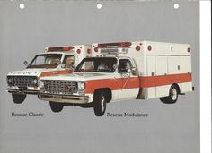 Modular Ambulance Corp. Rescue Series