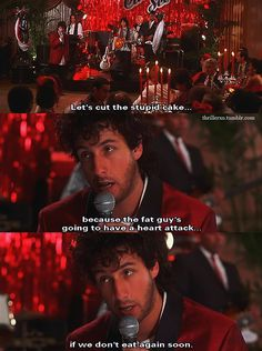 Wedding Singer Quotes Entrancing Wedding Singer Movie Quotesquotesgram  Movie Time  Pinterest . Design Ideas