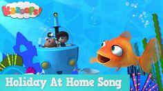 Kazoops!   Holiday At Home Song