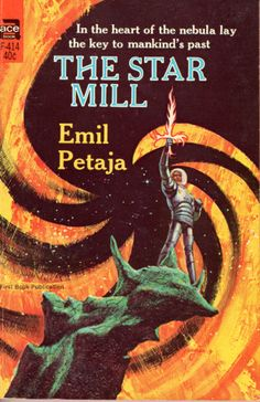 The Star Mill - Emil Petaja, cover by Jack Gaughan
