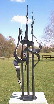 Paul Margetts - Garden art sculpture