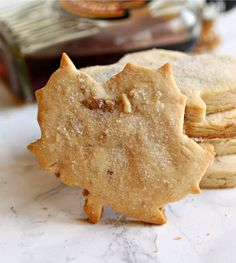 "Maple Walnut Shortbread Cookies - from Diane K-P...  i should start a ""yummm - cookies"" board!!"