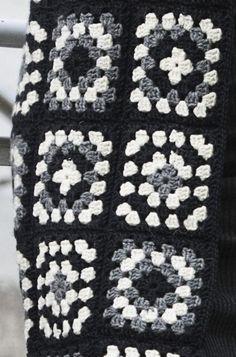 Naisen virkattu ja neulottu jakku Novita 7 Veljestä   Novita knits