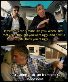 James May can buuuuurn! James May, Jeremy Clarkson, British Humor, British Comedy, Seinfeld, Golden Girls, South Park, Top Gear Funny, Top Gear Bbc